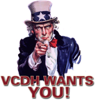 Emploment Opportunities at the VCDH